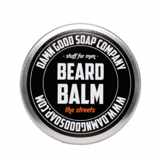 Damn Good Soap Company Baardbalsem the Streets