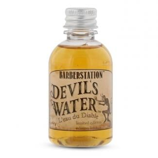 The Barberstation Devil\s Water Mini Barberstation