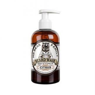 Mr. Bear Family Beard Wash Citrus