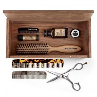 Four Vices Beardsmans Kit