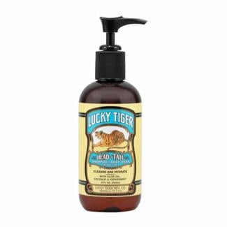 Lucky Tiger Head to Tail Shampoo  Body Wash